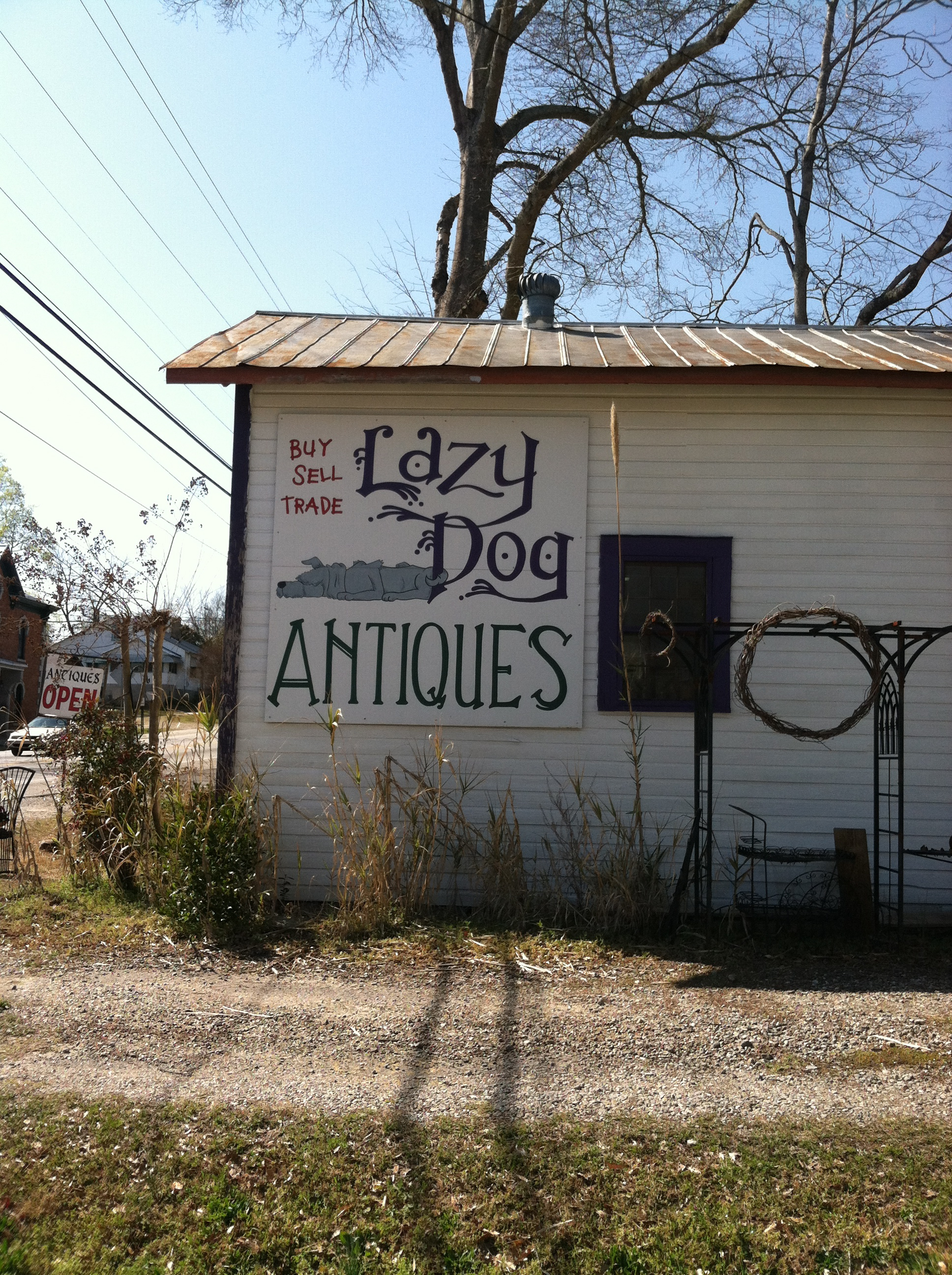 columbus indiana antique stores